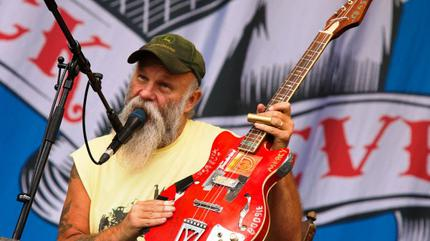 Seasick Steve concert in London
