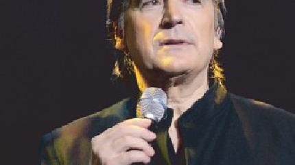 Serge Lama concert in Liège