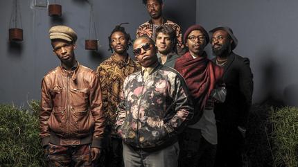 Shabaka & The Ancestors concert in Mannheim