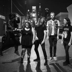 Concierto de Sheer Mag en Cambridge