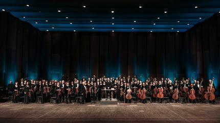 Concierto de Siberian State Symphony Orchestra en Lawrence