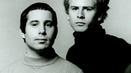 Simon and Garfunkel concert in Wichita