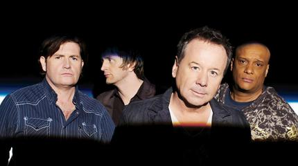 Concierto de Simple Minds en Londres