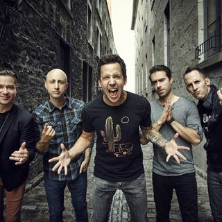 Simple Plan + Bowling for Soup + Not UR Girlfrenz concert in Glasgow