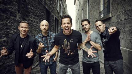Simple Plan + New Found Glory concert in Berkeley