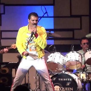 Concierto de Simply Queen (Tribute to Queen) en Enoch