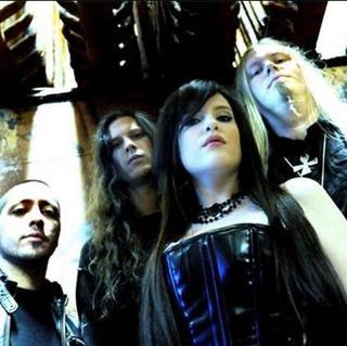 Sirenia + Leaves' Eyes concert in London