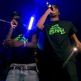 Skengdo x AM concert in Leeds
