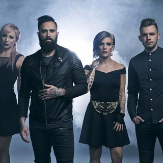 Concierto de Skillet + Sevendust + Devour the Day en Tempe