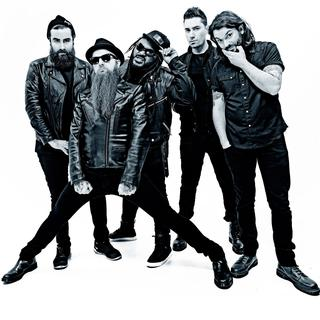 Concierto de Skindred en Southend