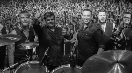 Concierto de Skipinnish en Islington, London