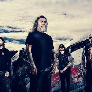 Slayer concerto em Colorado Springs