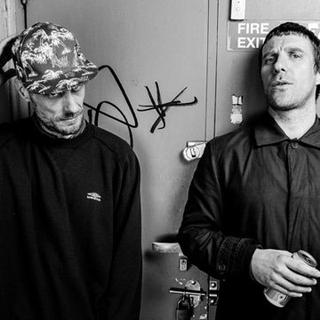Sleaford Mods concert in Ramonville-Saint-Agne