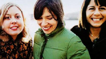 Sleater-Kinney concert in London