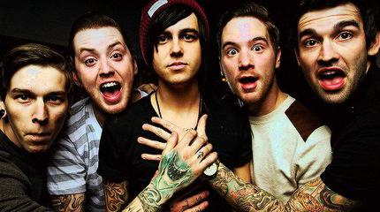 Concierto de Sleeping with Sirens + The Amity Affliction en Portland