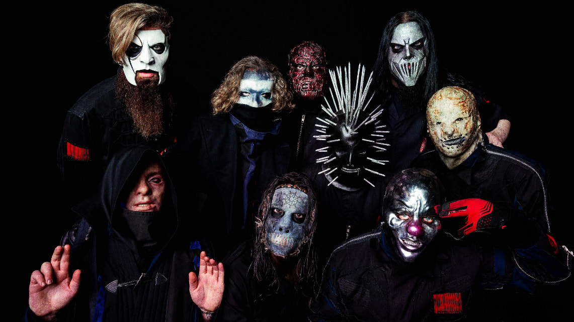 Slipknot concert in Amsterdam