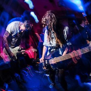 Slow Crush concert in Leeds