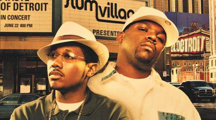 Slum Village + Abstract Orchestra concert in Bristol