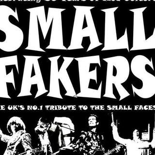 Small Fakers concert in Southampton