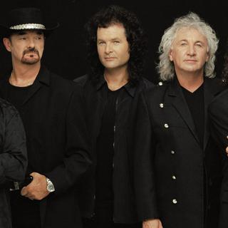 Concierto de Smokie en Fortitude Valley