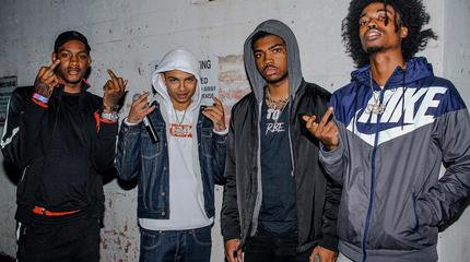 SOB X RBE concert à Houston