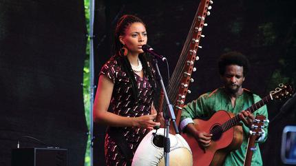 Concierto de Sona Jobarteh en Durham