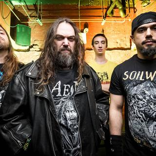 Konzert von Soulfly in Houston