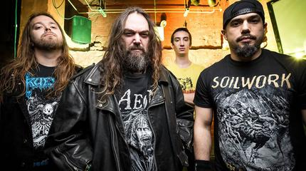 Soulfly concert in Minneapolis