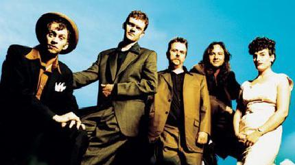 Concierto de Squirrel Nut Zippers en Portland