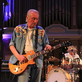 Stan Webb's Chicken Shack concert in London