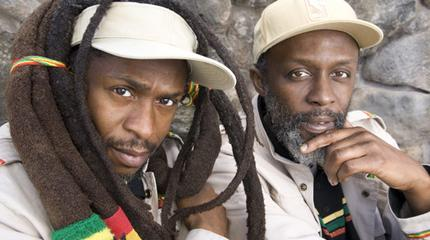 Steel Pulse concert in Nijmegen