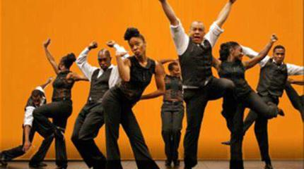 Concierto de Step Afrika! en Madison