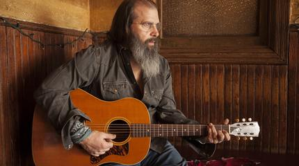 Steve Earle concert in Edmonton