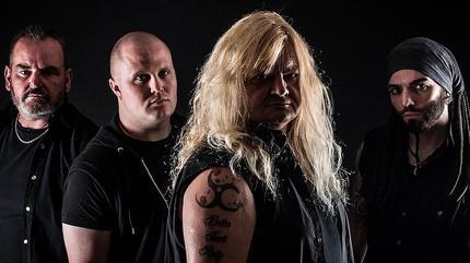 Skull Fist + Steve Grimmett concert in Joliet