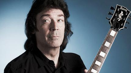 Steve Hackett concerto a Washington
