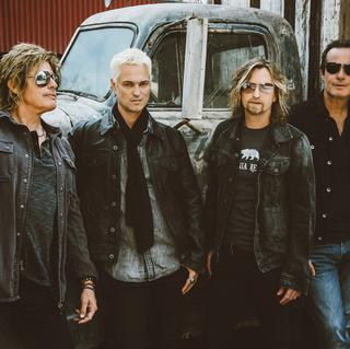 Concierto de Stone Temple Pilots + Rival Sons en Houston