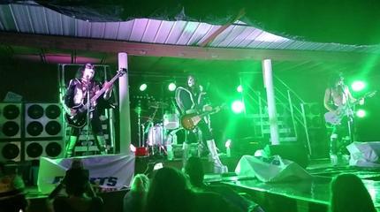 Strutter (Kiss Tribute) concert in Detroit