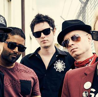 Concierto de Sum 41 + The Amity Affliction + The Plot in You en Charlotte
