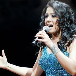 Sunidhi Chauhan concert in Greenwich