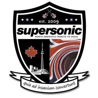 Concierto de Supersonic - Tribute to Oasis en West Hollywood