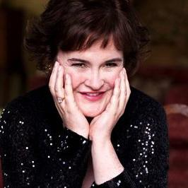 Concierto de Susan Boyle en Newcastle-upon-Tyne