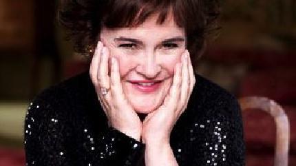 Concierto de Susan Boyle en Cardiff