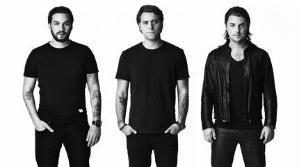 Swedish House Mafia concert in Orlando