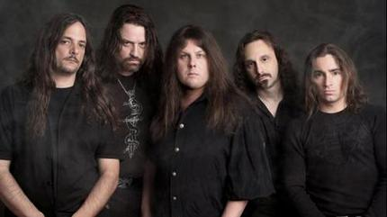 Symphony X concert in Englewood
