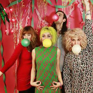 Concierto de Tacocat en Salt Lake City