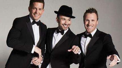 Tenors + Tyler Shaw concert in Vancouver