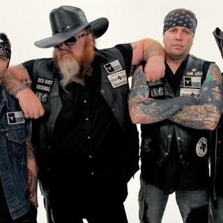 Concierto de Texas Hippie Coalition en Nashville