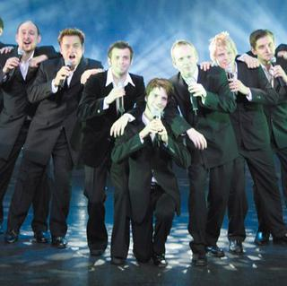 Concierto de The 12 Tenors en Suhl