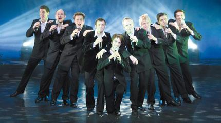 Konzert von The 12 Tenors in Wien