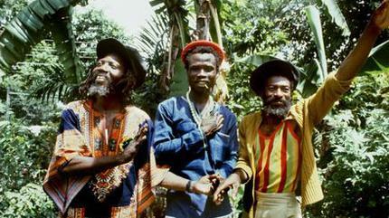 Concierto de The Abyssinians en Bristol